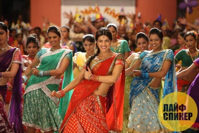 Знаменитый индийский «Болливуд»