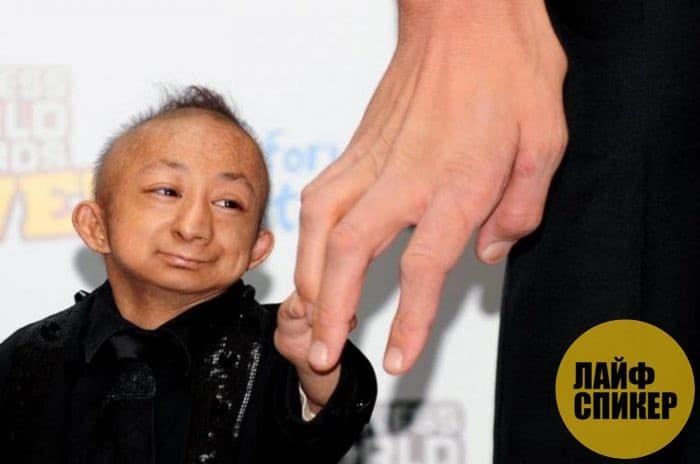 10 самых маленьких людей на планете