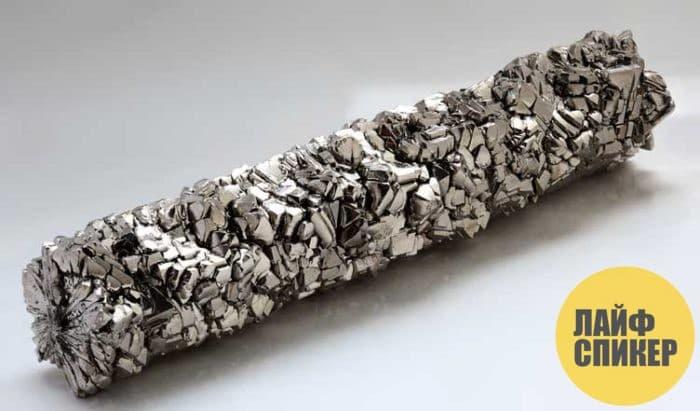 10 самых прочных металлов в мире