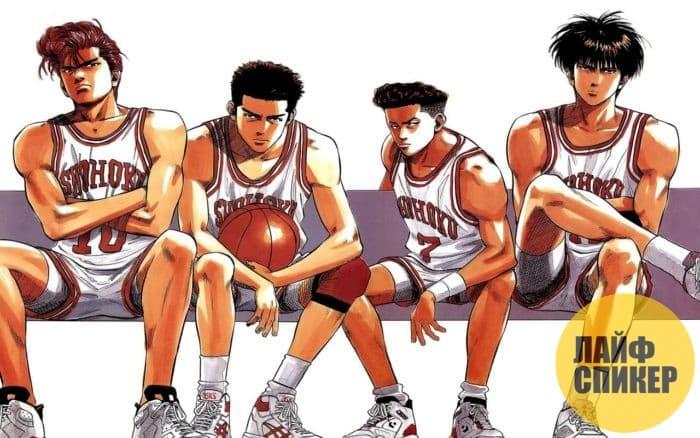 Список лучших спортивных аниме