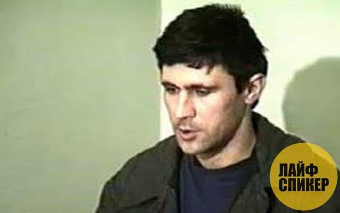 Сергей Головкин. Россия