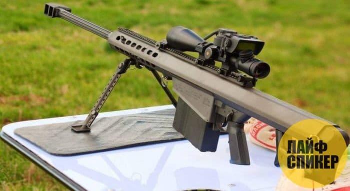 Barrett М-82