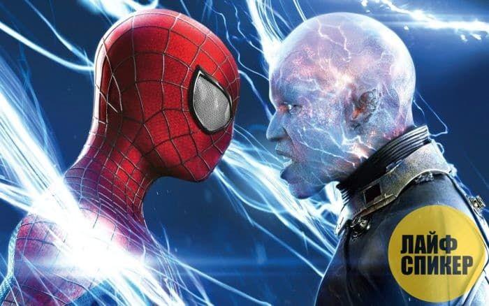 Список фильмов про Человека-паука