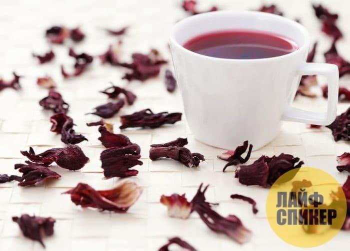 Чай должен быть упакован в целлофан