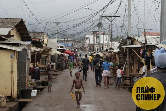 10 самых бедных стран мира 2017 года
