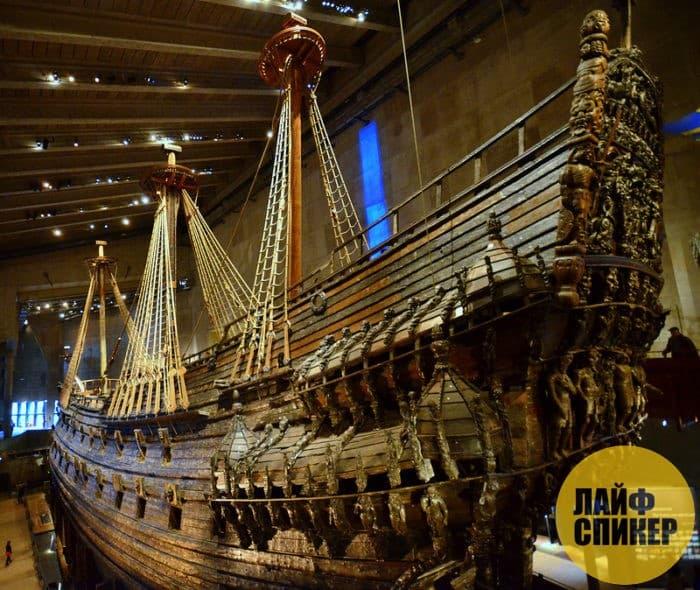 «Мэри Роуз» – военный корабль Генриха VIII