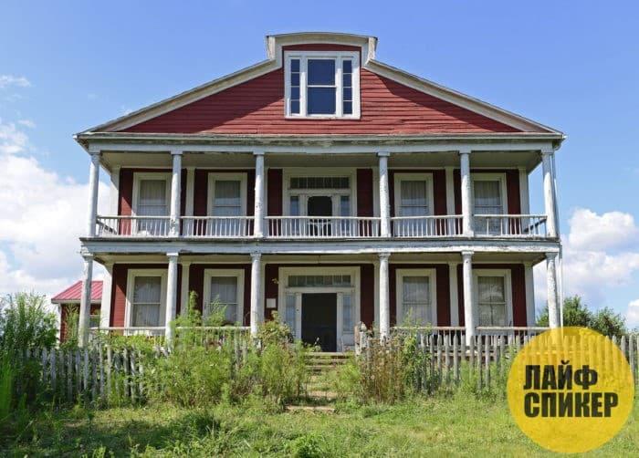 Особняк Crenshaw House в американском штате Иллинойс
