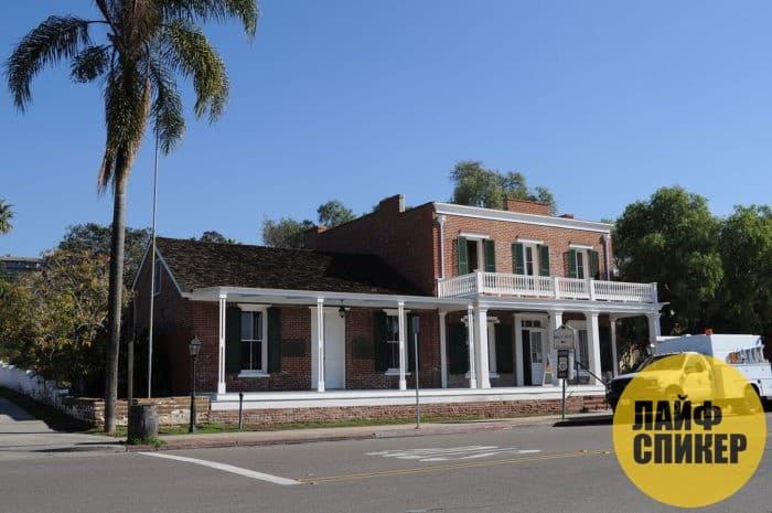 Бывшее здание суда в городе Сан Диего, штат Калифорния