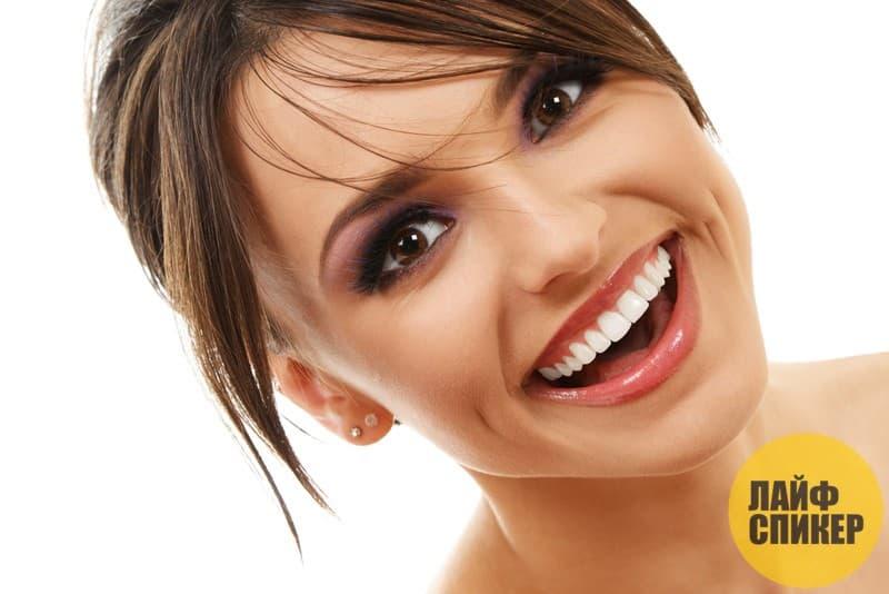 Отбеливание зубов дома. Безопасные рецепты и советы
