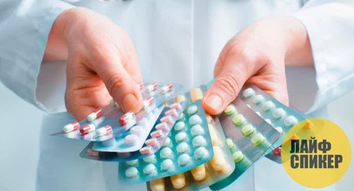 Аптечные препараты от прыщей