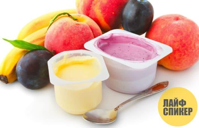 Продукты, богатые пробиотиками