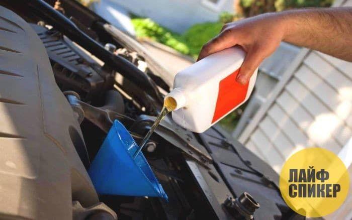 Как выбрать моторное масло и отличить подделку