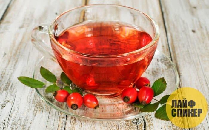 Лечебные напитки от простуды