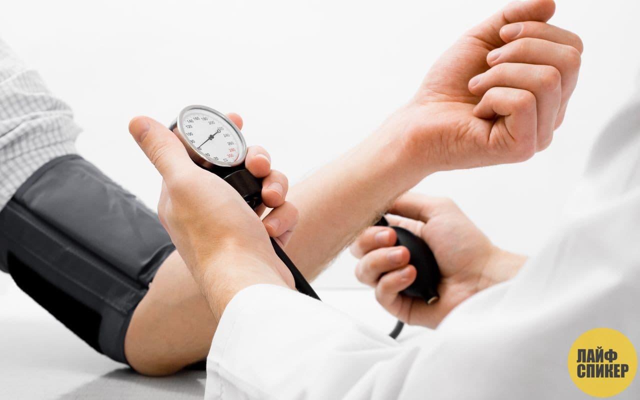Способы нормализации высокого артериального давления