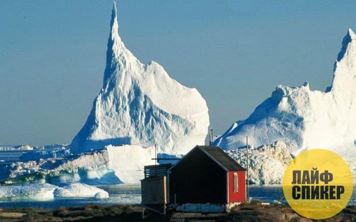 Гренландия, Нортайс