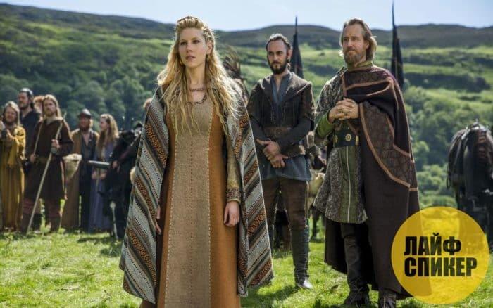 Лучшие фильмы про викингов - рейтинг топ 10