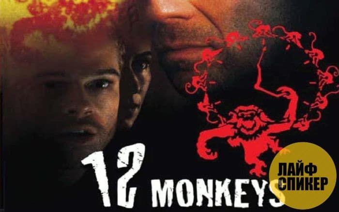 12 обезьян (США, 1995)