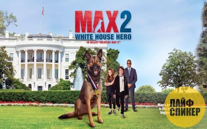Макс 2: Герой Белого Дома