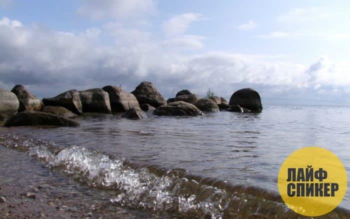 Чудско-Псковское озеро