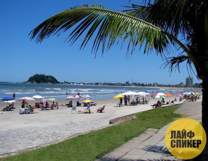 Гуаратуба, Бразилия