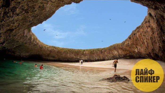 6 природных чудес Мексики