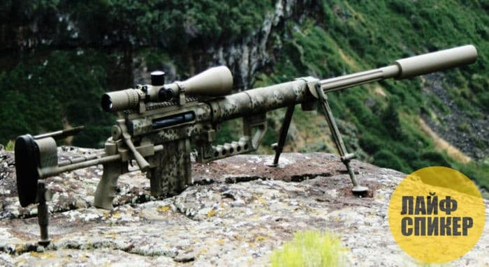 CheyTac M-200 Intervention