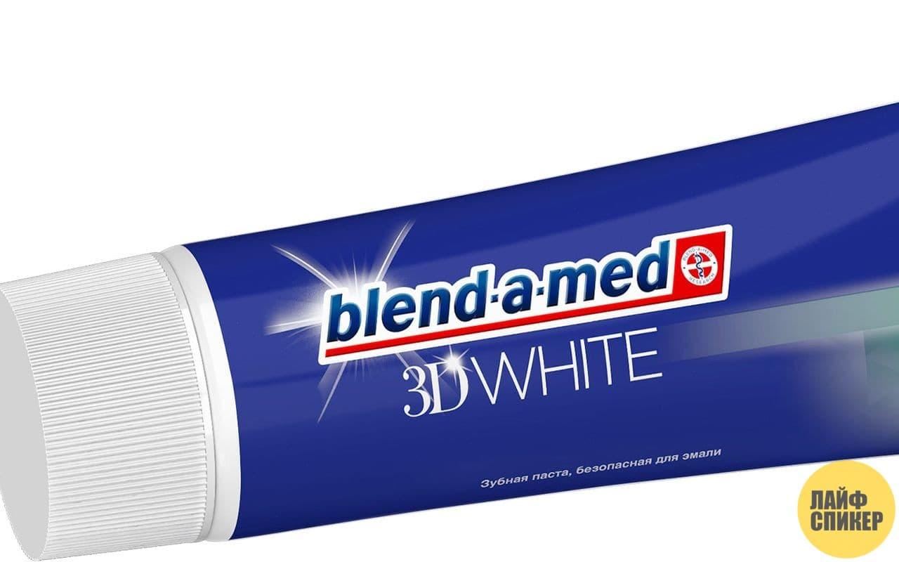 Лучшие зубные пасты