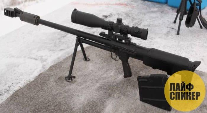 Лучшие снайперские винтовки - Топ 10