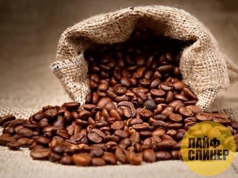Кофейное саше от неприятного запаха