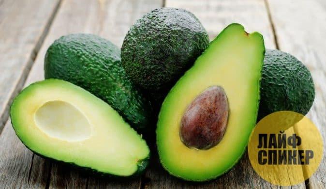 Лайфхак при выборе авокадо