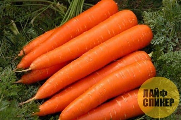Лайфхак при выборе моркови