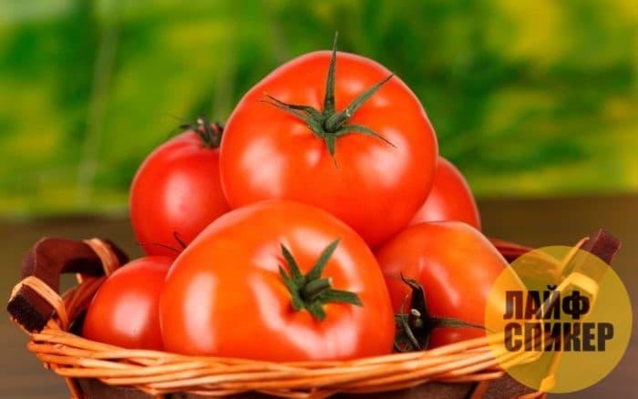 Лайфхак при выборе помидоров