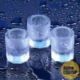Лед, как в ресторане
