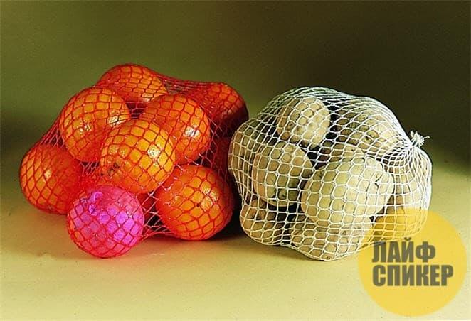 Сетка от фруктов