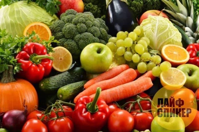 Жмых от овощей или фруктов