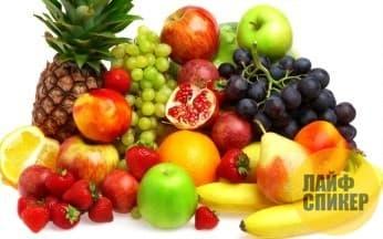 Fruites i altres productes