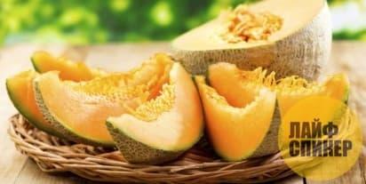 Productes lactis i meló