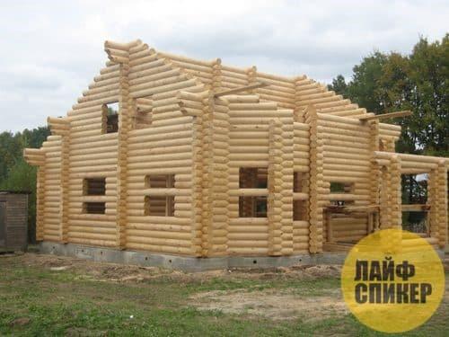 ТОП-5 лайфхаков для дома из деревянного бруса