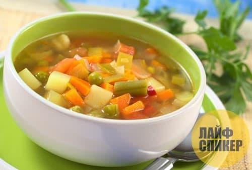 Реабилитировать переселенный суп