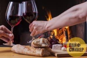 5. Употребляйте вино