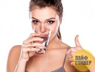 6. Пейте воду