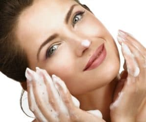 Clean skin is the guarantee of beauty and health!