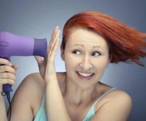 Топ-5 лайфхаков, как быстро высушить волосы без фена