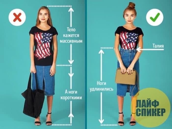 Топ - 8 лайфхаков, как выглядеть стройнее с помощью одежды