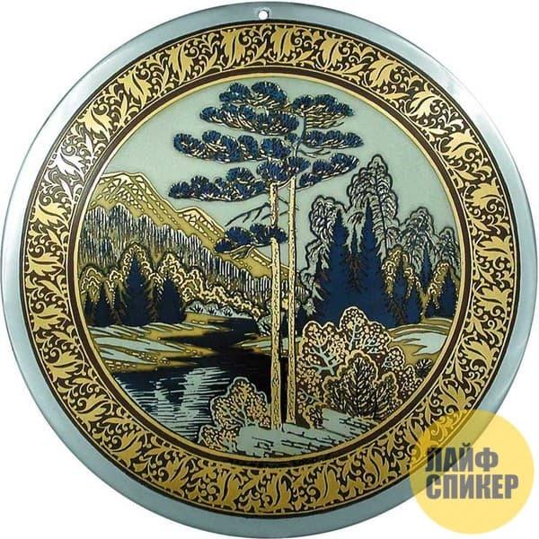 Знаменитая гравюра из Златоуста