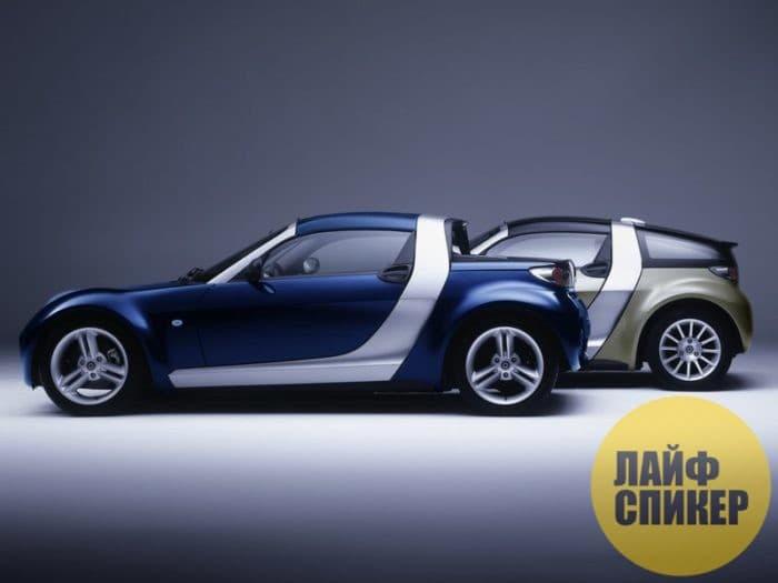 Smart Roadster (2003 — 2006)