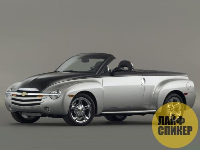 Chevrolet SSR (2003 — 2006)