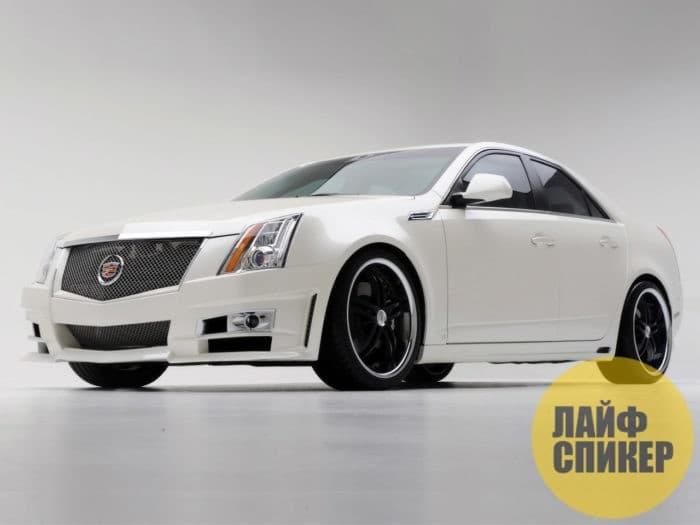 Cadillac BLS (2005-2009)