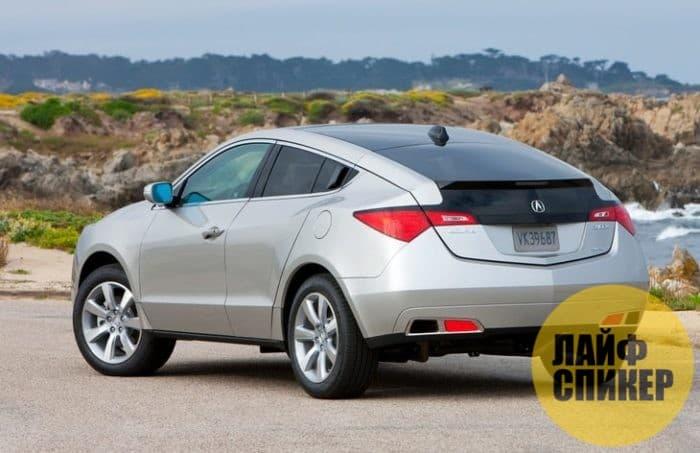 Acura ZDX (2009-2013)