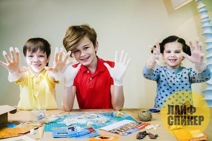 Детские наборы Oyster